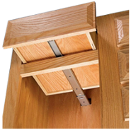 Three tips for selecting the sliding track of cupboard drawer